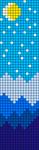 Alpha pattern #40198 variation #127537