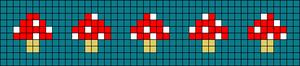 Alpha pattern #69109 variation #127547