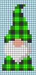 Alpha pattern #63781 variation #127557