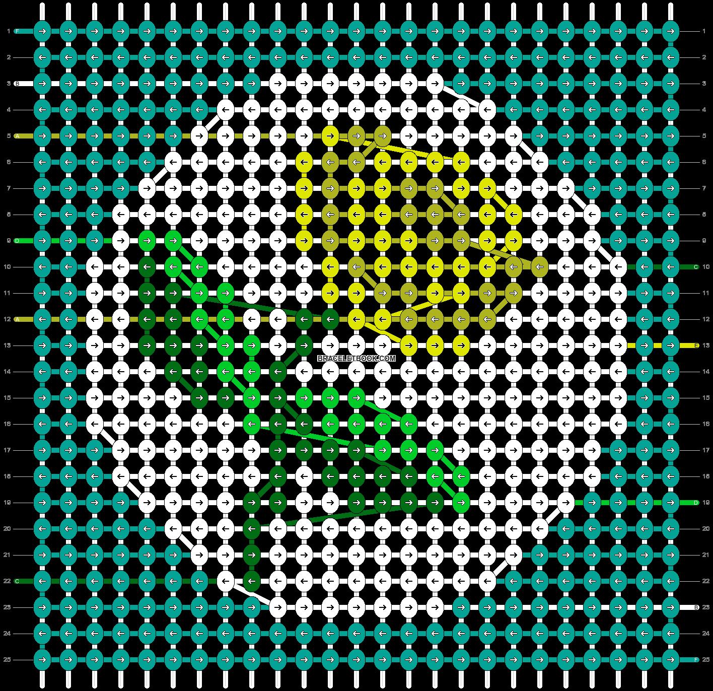 Alpha pattern #62544 variation #127580 pattern