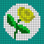 Alpha pattern #62544 variation #127580