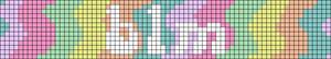 Alpha pattern #69148 variation #127680