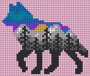 Alpha pattern #67765 variation #127707
