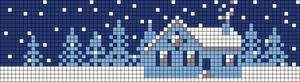 Alpha pattern #23081 variation #127730