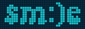 Alpha pattern #60503 variation #127739