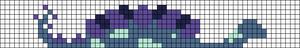Alpha pattern #64891 variation #127855