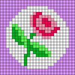 Alpha pattern #62544 variation #127935