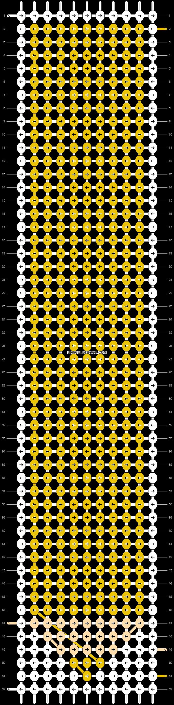 Alpha pattern #15410 variation #127943 pattern