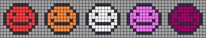 Alpha pattern #61452 variation #127967
