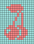 Alpha pattern #46385 variation #127995