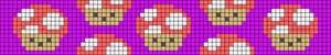 Alpha pattern #69412 variation #128079