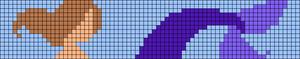 Alpha pattern #65688 variation #128133
