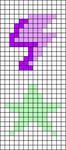 Alpha pattern #46309 variation #128146