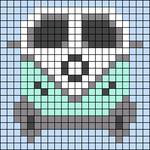 Alpha pattern #69372 variation #128179