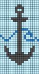 Alpha pattern #69190 variation #128195