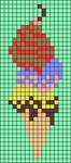Alpha pattern #51719 variation #128227