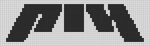 Alpha pattern #64416 variation #128287