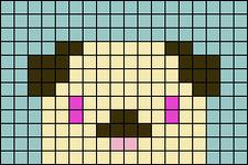 Alpha pattern #59205 variation #128295