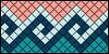 Normal pattern #43458 variation #128312