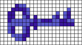 Alpha pattern #62228 variation #128344