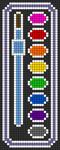 Alpha pattern #69464 variation #128450