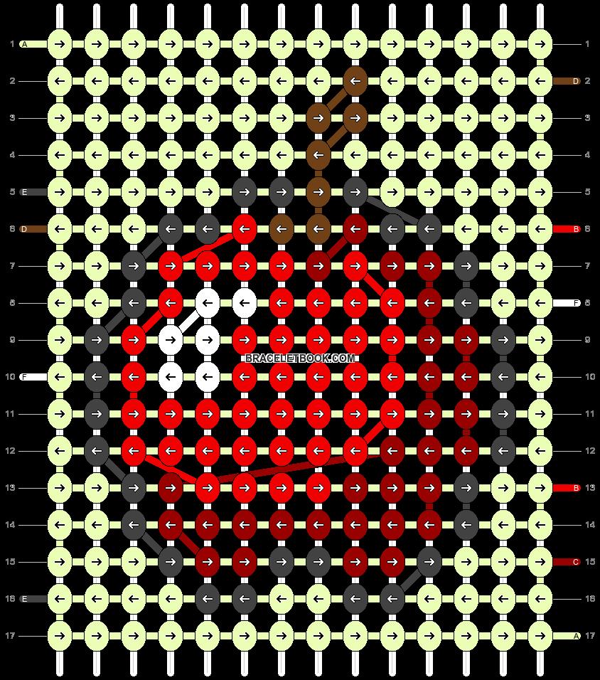 Alpha pattern #69522 variation #128501 pattern