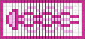 Alpha pattern #69710 variation #128530