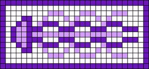 Alpha pattern #69710 variation #128531