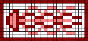 Alpha pattern #69710 variation #128534