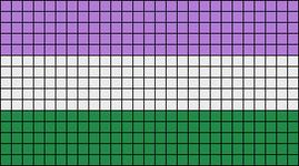 Alpha pattern #7847 variation #128565