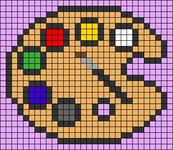 Alpha pattern #69723 variation #128566