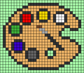 Alpha pattern #69723 variation #128574