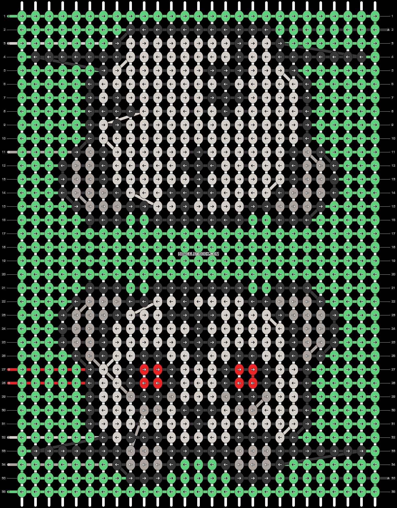 Alpha pattern #55736 variation #128724 pattern