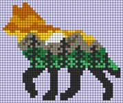 Alpha pattern #67765 variation #128762