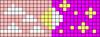 Alpha pattern #57086 variation #128818