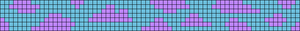 Alpha pattern #1654 variation #128878