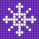Alpha pattern #69839 variation #128908