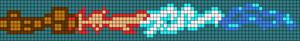 Alpha pattern #69837 variation #128913