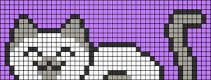 Alpha pattern #69690 variation #128991
