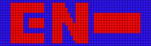 Alpha pattern #55448 variation #129009