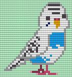 Alpha pattern #69855 variation #129034