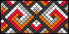 Normal pattern #62280 variation #129127