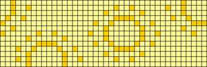 Alpha pattern #44484 variation #129163