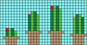 Alpha pattern #42516 variation #129227