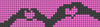 Alpha pattern #70099 variation #129247