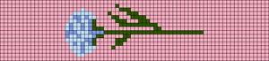 Alpha pattern #48459 variation #129380