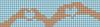 Alpha pattern #70099 variation #129381