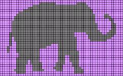 Alpha pattern #50033 variation #129402