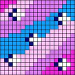 Alpha pattern #60410 variation #129406