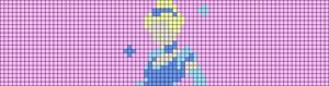 Alpha pattern #70177 variation #129408
